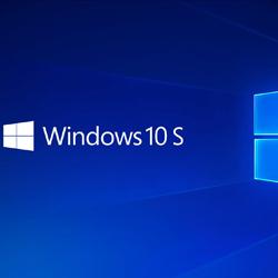 Microsoft permite reîntoarcerea la Windows 10 S de la Windows 10 Pro