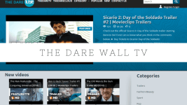 The DareWall TV