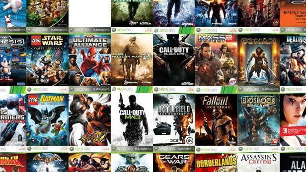 Картинки по запросу xbox 360 games