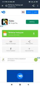 download tiktok mod