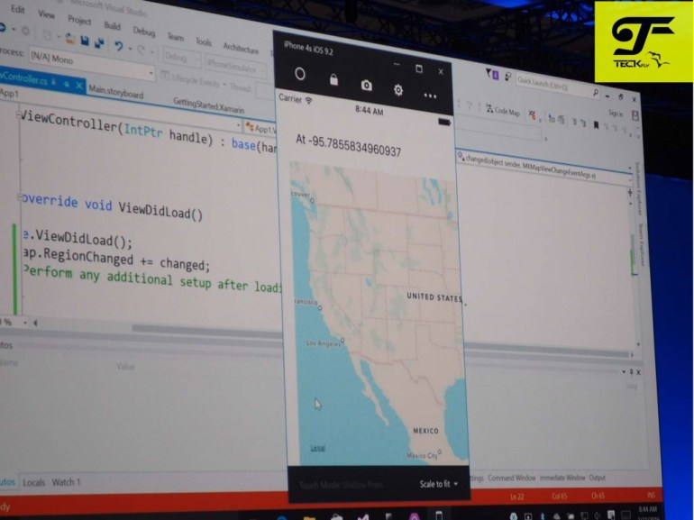 Microsoft Build Conference 2016-Day2
