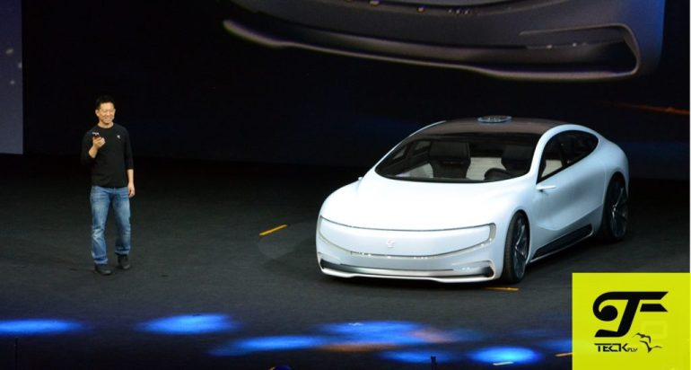 LeSEE A Complete Knockdown to Tesla