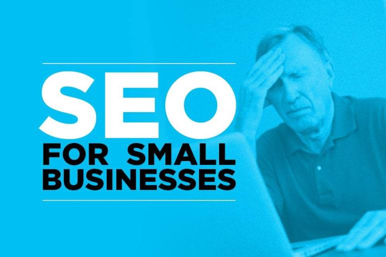 How can a small startup increase the sales using SEO