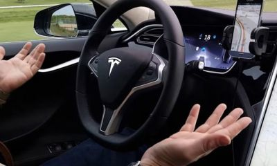 US Highway Department proved that Tesla's car would not fall in the face of the big accident