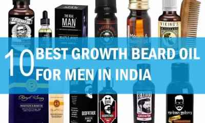 5 BEST BEARD OILS IN INDIA UNDER RS.800
