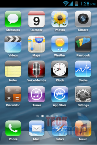 How to turn your Android device into an iPhone 4S/5 easily in seconds