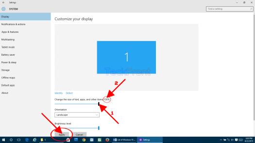 Windows10SettingsTextSize5