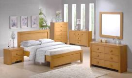 Contemporary Bedroom TS 200