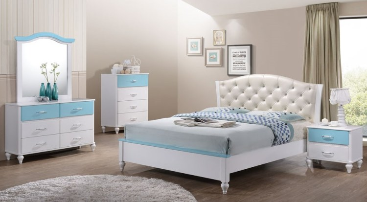Contemporary Bedroom TSM 036A