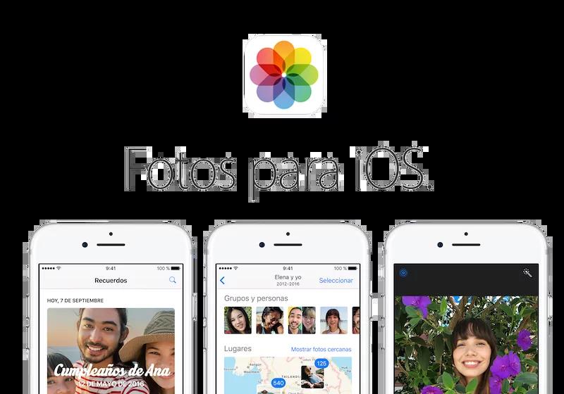 Curso Fotos para iPhone y iPad