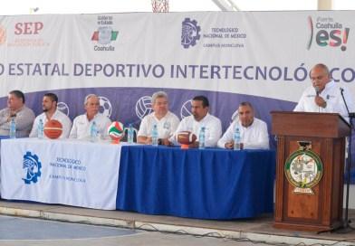 Estatal Deportivo Inter-Tecnológicos 2019