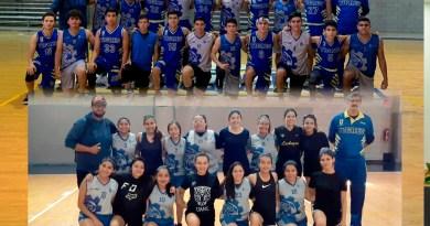 Juegos de Preparación de los equipos representativos de Básquetbol del TecNM Campus Monclova en Monterrey, N.L.