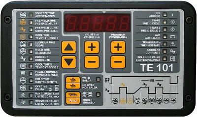 TECNA TE101 Controls | TECNADirect.com