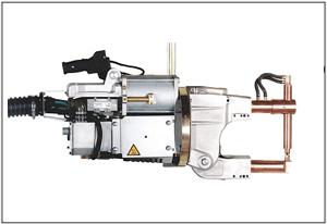 TECNA MFDC Portable Spot Welding Guns | 56 - 90 kVA