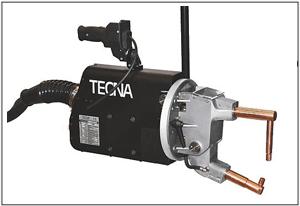 TECNA MFDC Portable Spot Welding Guns   50 kVA