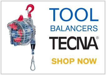 FABTECH Tool Balancers   TECNADirect.com