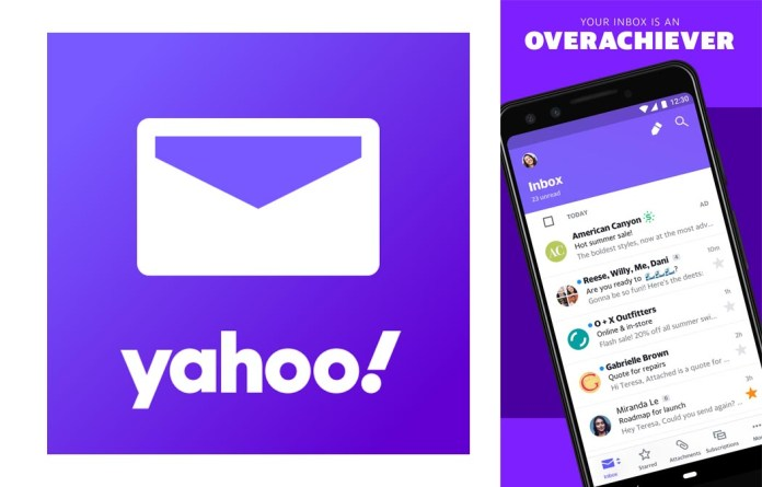 Yahoo Mail App for Android Old Version - Free Yahoo Mail App for Android