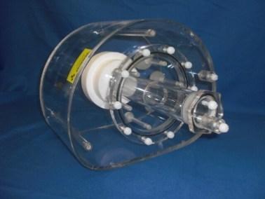 Maniquí hibrido SPECT-CT