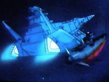 ヤマトⅢ 全長1㎞ 新型デスラー艦