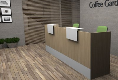 mostradormetrikline  - Mobiliario de Oficina