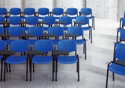 SILLAS-CON-PALA  - Mobiliario de Oficina