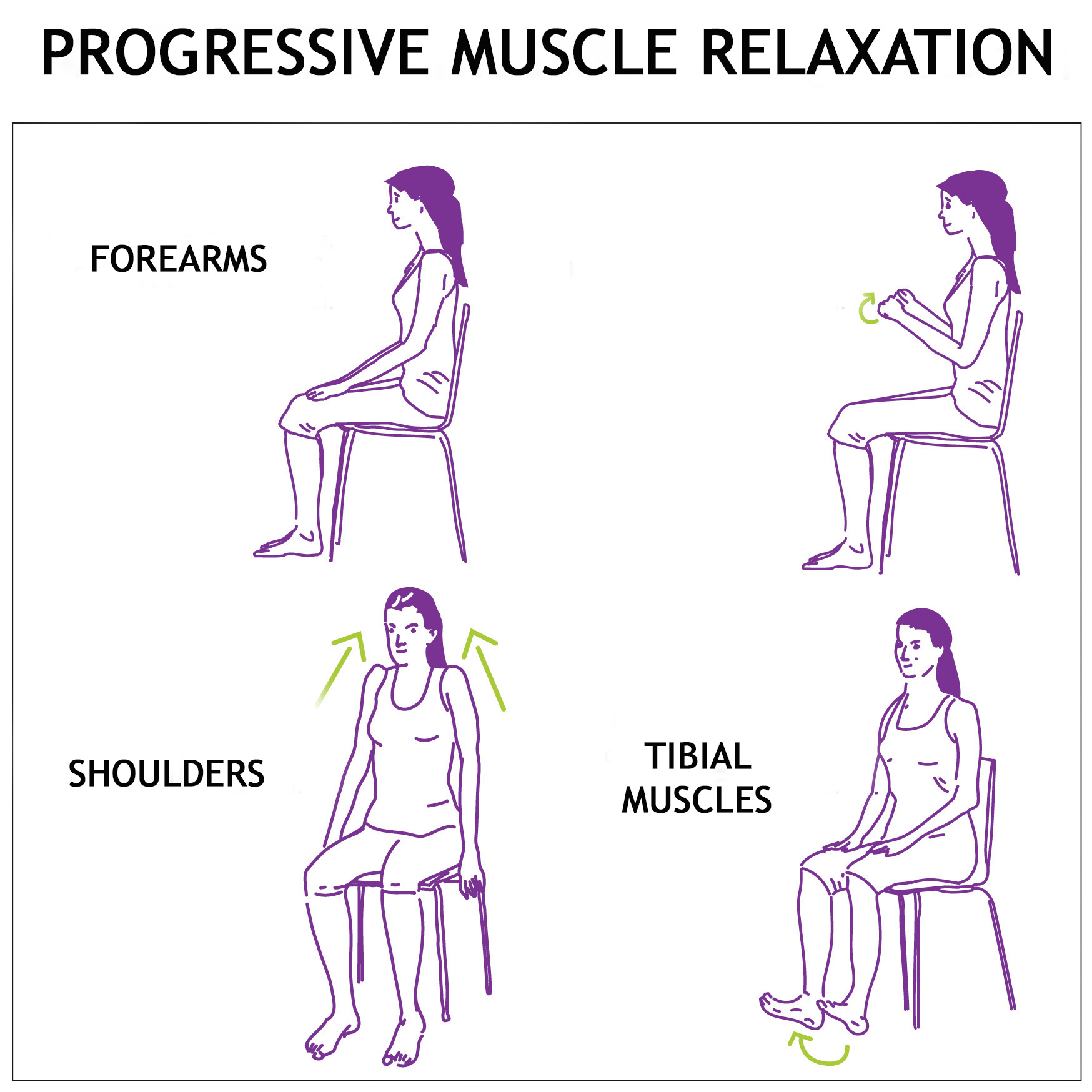 Muscle Exercises Muscle Relaxation Exercises