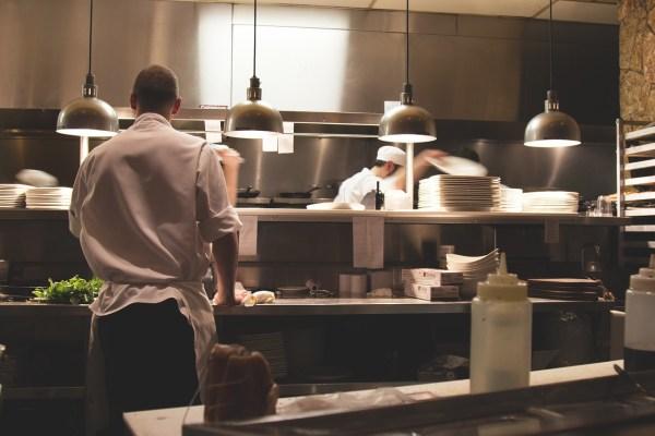 Administración en Cocina