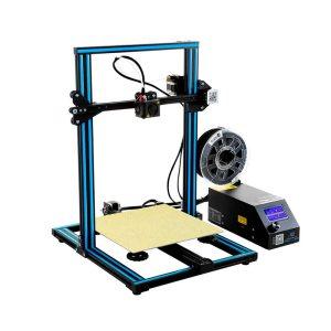 impresora 3D perfiles cura