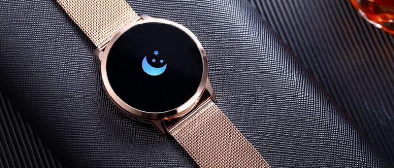 5 smartwatch para mujer femeninos
