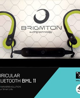 Auricular Optoma BE Sport3 Bluetooth