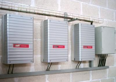 Fotovoltaica en «Cervera de Pisuerga» 82,24kWp