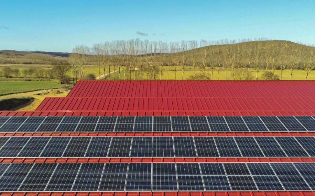 Tecnología de vanguardia en la zona de la Valdavia palentina. Autoconsumo fotovoltaico aislado de la red eléctrica