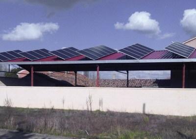 Fotovoltaica en «Arenillas de San Pelayo» 19,36kWp
