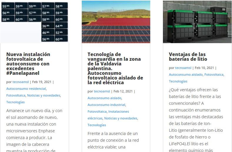 blog Tecnoam