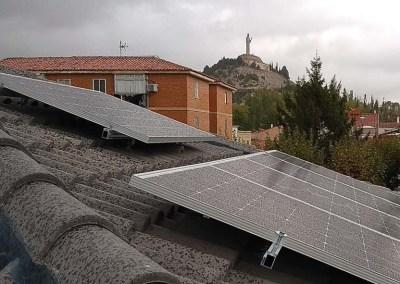 Residencial en «Palencia» 4,5kWp
