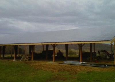 Fotovoltaica en «Saint Martin du Bois» 162,15kWp