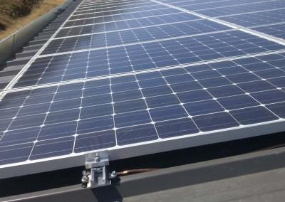 Fotovoltaica en «Sanvensa» 119,52kWp