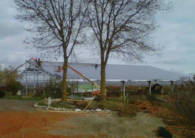 Fotovoltaica en «Teillots» 162,15kWp