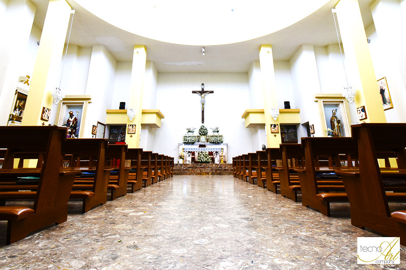 Chiesa San Nicola Mondragone