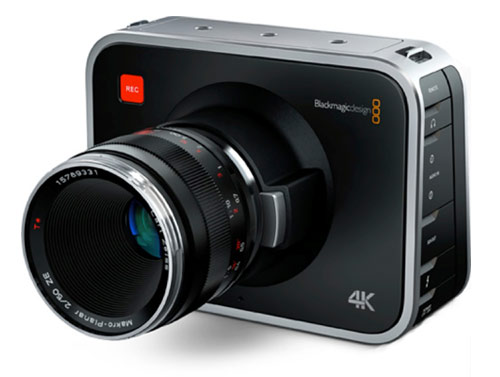 Blackmagic Design Cinema Production Camera