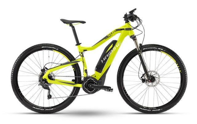 Noleggio e-Bike MTB Haibike Sduro HardSeven Tecno Bike Terni