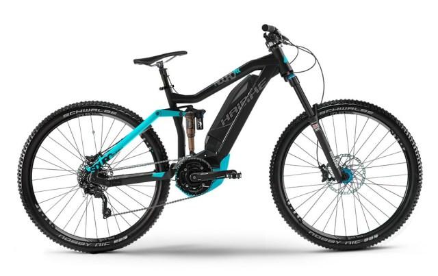 Noleggio e-Bike MTB Haibike Sduro Nduro TecnoBikeTerni