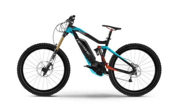 Noleggio e-Bike MTB Haibike Xduro Nduro Tecno Bike Terni