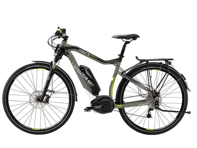 Noleggio Haibike Xduro Trekking Pro Tecno Bike Terni