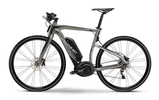Noleggio Haibike Xduro Urban Tecno Bike Terni