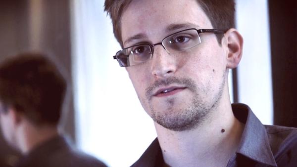 Edward Snowden, delator da espionagem