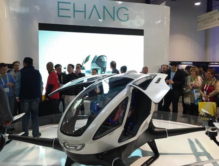 EHang 184