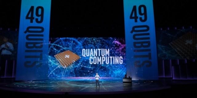 Intel - chip 49 qubits