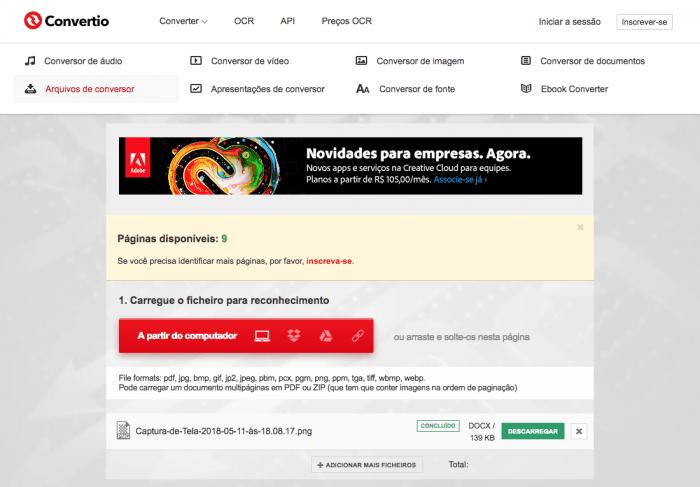 Convertio .jpg - .doc
