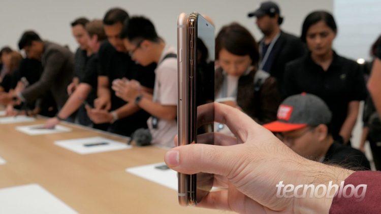 iPhone 8 Plus e iPhone XS Max